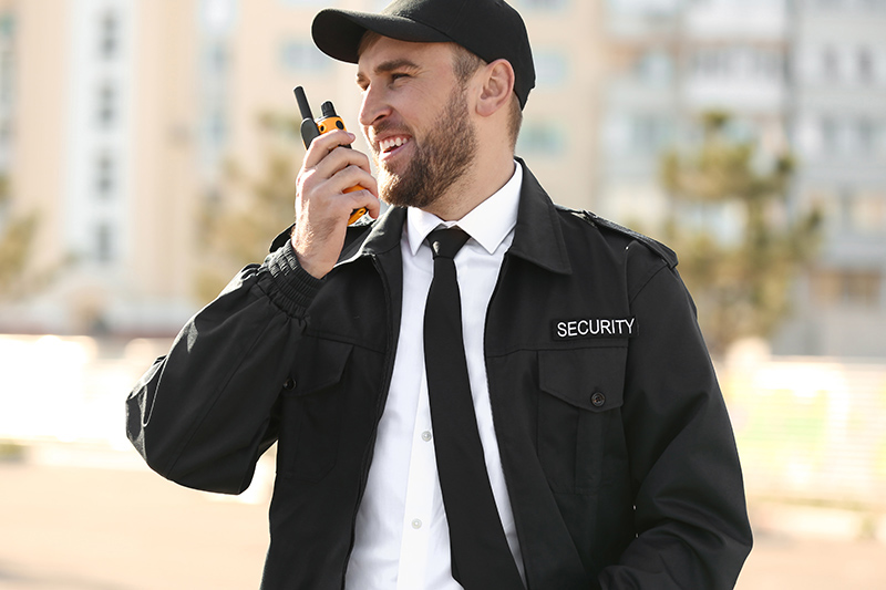 Security Guard Job Description in Norwich Norfolk